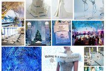 Winter Weddings / by Creative Elegance Weddings