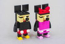 Funny lego models
