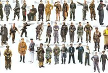 Uniformes WWII