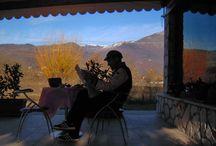 Teepee Bar / Il locale di Rivodutri vicino Rieti nella Valle Santa al confine con la provincia di Terni; si passa da qui per raggiungere posti meravigliosi come Casca e Norcia, Leonessa e Labro e la stessa Rivodutri;