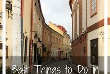 Travel Baltic Countries / Collection of pins about #Estonia, #Lativa, #Litva