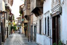 Antalya / Doğa harikası ve tarihi bir cennet Antalya.