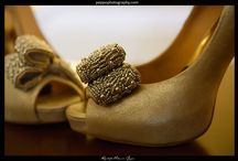 THE WEDDING SHOE / Different tipes and color wedding shoes