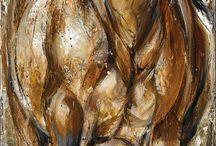 paard schilderen