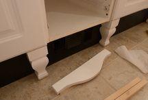 Kitchen Decorative Toe Kicks