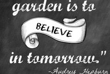 A Way With Words / A collection of #gardening #quotes that we thought you'd love!