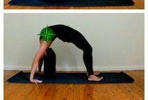 Yoga egzersizleri