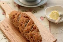 Bread / by Basouma Goodwin