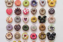 Party Food: Donuts / There's a donut for everyone and for every event. The creative minds have really embraced this trend for party hosts. For more party inspiration, visit www.imprintables.com.au/details