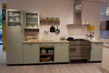 nieuw huis: (Piet Zwart) keuken