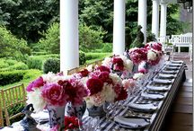 Tablescapes / by Brooke Wise