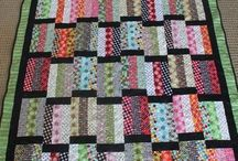 Quilts--- Scrappy