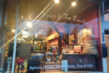 TSTE® of Highlands, NC / A Savory Sweet collection from The Spice & Tea Exchange of Highlands located at PO Box 237, 330 Main St. Come in and smell the spices!