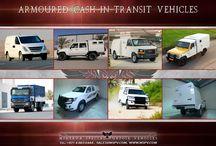 Armored CIT Vehicles