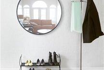 Huis - spiegel