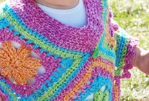 Crocheted Items  / by Debbie Peacock-Sparr