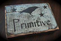 Just Primative / by Carol Kolu