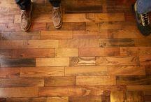 pallet flooring