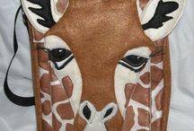 giraffes for my momma / by Catie Mccoy