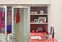 Guarda roupas para quartos pequenos