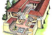 Ancient Roman (Classic Civilisations) / Interior Design History IDAC Blog