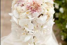 Flores / Centros de Mesa, bouquets y boutniers