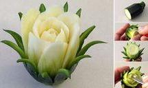 Flores cocina