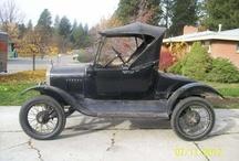 Ford Model T / Ford Model T (1908-1927)
