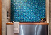 Bathroom Sanctuaries / Inspiration for bathrooms  / by Leigh Sauchak