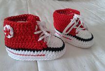 zapatos de bebés