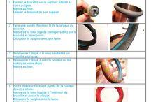 Fimo návody/ polymer clay tutorial / Různé návody na Fimo