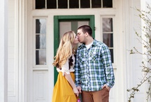 Engagement Pictures / by Lauryn Robinson