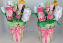 Baby and bridal showers / by Stacey