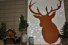 Christmas Decor Ideas / by Becky O.