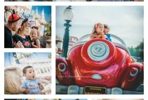 Disneyland Family Sessions