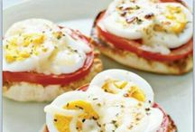 Breakfast  / Quick and Easy Breakfast Dishes / by Teresa Cabeza