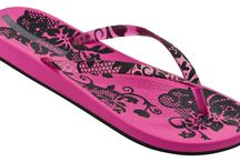 Şlapi şi platforme Ipanema / Modele elegante si foarte confortabile. Produse fabricate in Brazilia.  www.shoexpress.ro