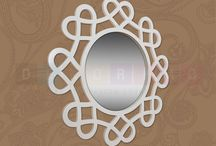 Decorative Mirrors / decorative mirror,wooden frame mirror,living room mirrors,decorative wooden frame mirror