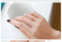 How to layer Stacking Rings
