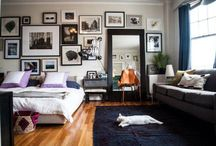Apartment Decor / Inspiration for my new apartment  / by Jennifer Jean-Pierre