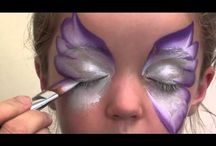 tutorial face painting