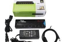 USB Port Hub / USB Port, USB HUB, USB Charging Port