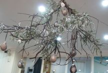 Christmas Decorations  / Every year we have beautiful Christmas Decorations for sale in store and Brisbane locals know to come to us for something different on their tree.
