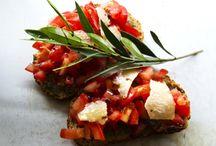 Pescetar / Vegetariske og pescetarianske oppskrifter