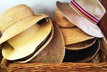 hats / by beachcomber