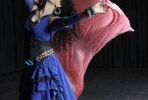 Assala Ibrahim / International #Oriental #Dancer Choreographer performer teacher