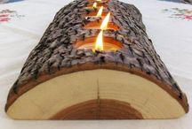 DIY - drewno