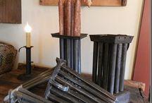 Antique Candle