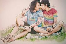 Larry Stylinson is life