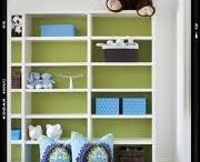 Playroom Decor and Organization / by Tina @ Mamas Like Me